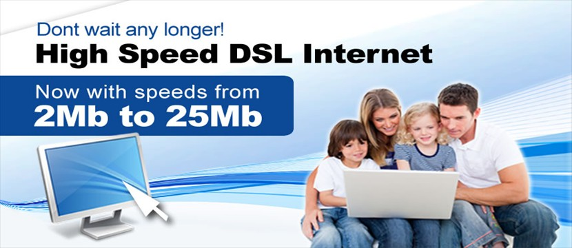 DSL and cable high speed Internet provider for Montreal & Toronto